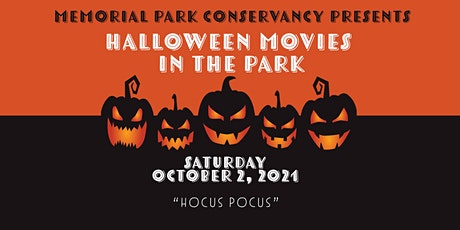 Halloween Movies In The Park -- HOCUS POCUS tickets