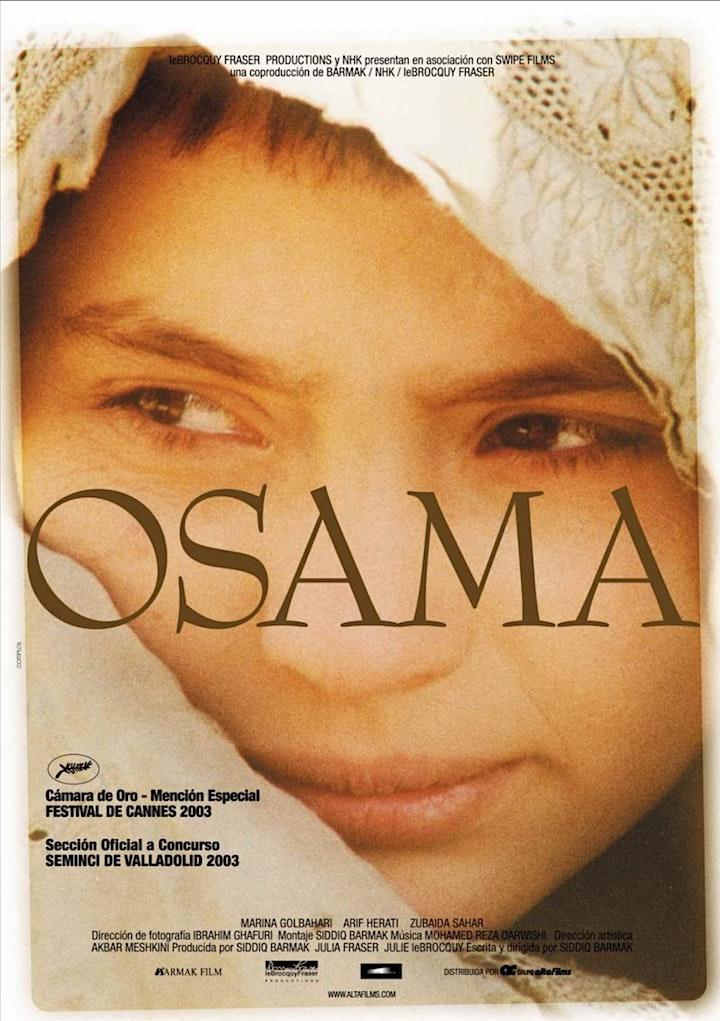 Imagen de OSAMA/ Viernes de Cine