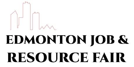 Edmonton Job & Resource Fair tickets