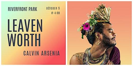Calvin Arsenia in Leavenworth, KS tickets