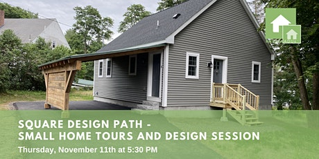 Square Design Path: Small Home Tour and  Design Session tickets