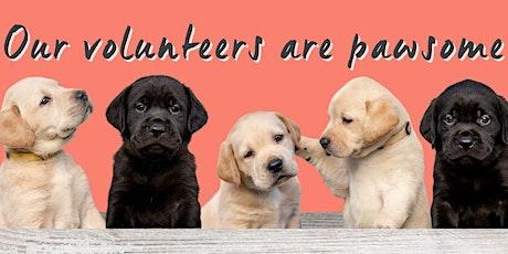 2021 Volunteer Appreciation Event! tickets