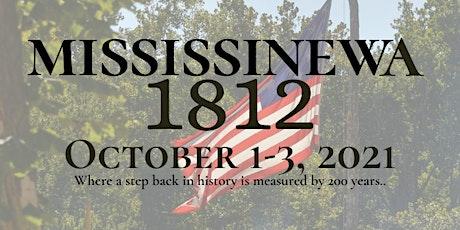Mississinewa 1812 tickets