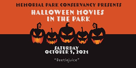 Halloween Movies In The Park -- BEETLEJUICE tickets