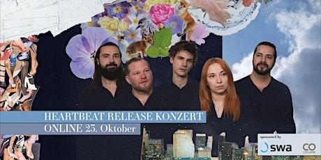 JOHN GARNER - Heartbeat - Releasekonzert Tickets