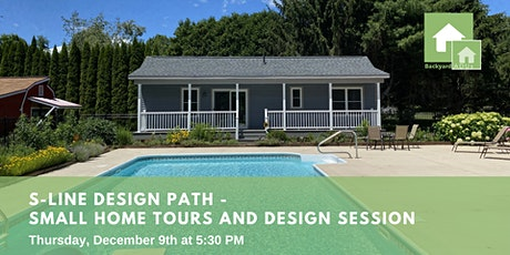 S-Line Design Path: Small Home Tour and  Design Session tickets