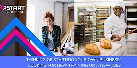 Newcastle Business Start-Up, training, skills & jobs event tickets