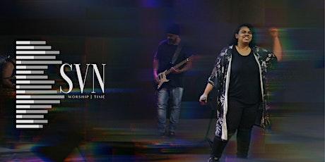 Audição Seven Worship - Louvor L7L - SET/2021 ingressos