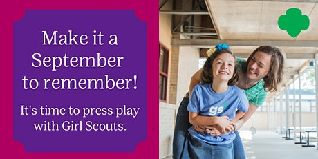 Discover Weston Girl Scouts: In-Person Event tickets