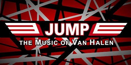 FREE! Jump Van Halen Tribute  and Zed Leppelin Play BMB's Rocktoberfest! tickets