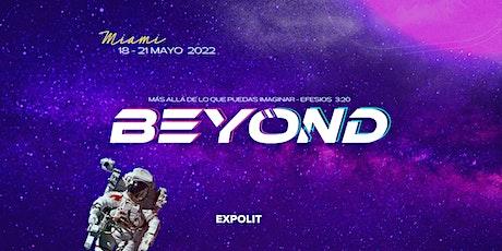 BEYOND: EXPOLIT 2022 tickets