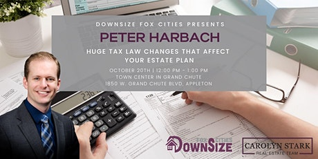 Lunch 'N Learn Seminar: Huge Tax Law Changes that Affect Your Estate Plan tickets