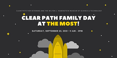 Clear Path Family Day at The Milton J. Rubenstein Museum of Science tickets