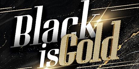 BLACK is GOLD - Black Alumni Gala tickets