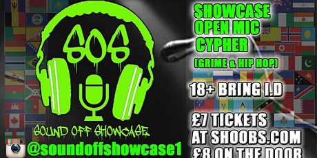 SOUND OFF SHOWCASE - REP YOUR FLAG tickets