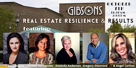 Real Estate Resilience & Results tickets