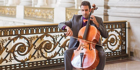 Isaac Pastor-Chermak performs Bach's Six Suites for Cello tickets