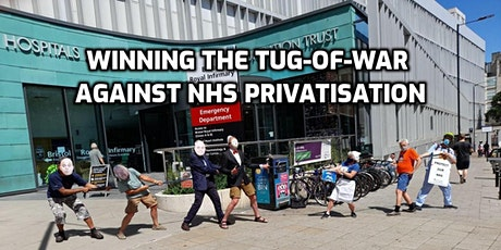 """""""The NHS Bill and Integrated Care Systems - Why we should be worried"""" tickets"""