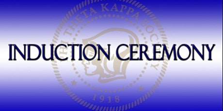PTK New Member Fall 2021 Induction Ceremony tickets