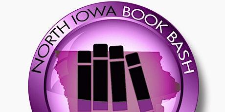 North Iowa Book  Bash tickets