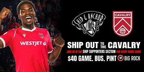 SHIP OUT - CANADIAN CHAMPIONSHIP QUARTERFINAL tickets