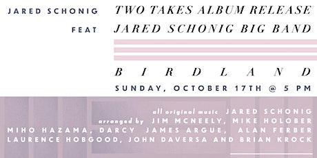 Jared Schonig Big Band Album Release tickets