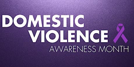 Miami-Dade County 8th Annual Faith-Based Organization Domestic Violence tickets