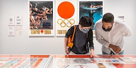 Gallery Tour  – Tokyo 1964: Designing Tomorrow tickets