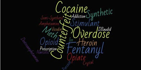Opioids and Amphetamines:  Corrections as a Partner in Recovery Solutions tickets