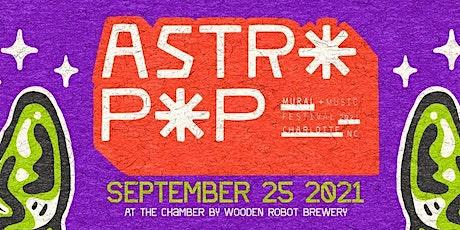 Astro Pop Mural + Music Festival tickets