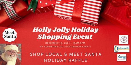 Holly Jolly Holiday Shopping Event (Indoor Event) tickets