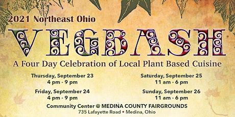 2021 Northeast Ohio VegBash Plant Based Food Festival tickets