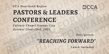 Heartland Region Pastors & Leaders Conference tickets