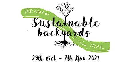 Taranaki Sustainable Backyards Trail 2021 tickets