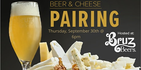 Beer and Cheese Pairing at Bruz Brewery (Midtown) tickets
