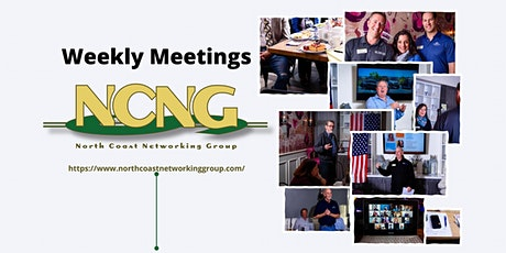 North Coast Networking Group Weekly Meeting tickets
