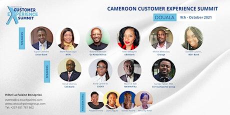 Cameroon Customer Experience Summit 2021 billets