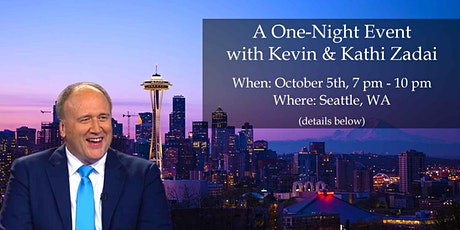 One Night Event in Seattle, WA tickets