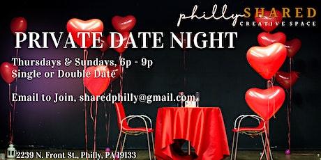 Date Night @ phillySHARED tickets