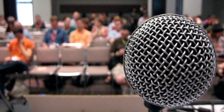 Improve Confidence with Public Speaking tickets