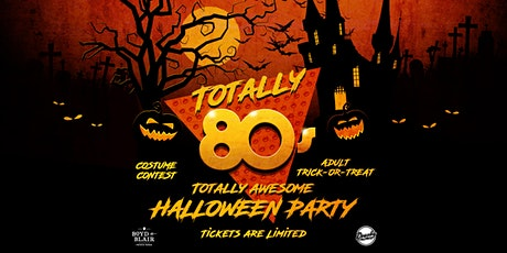 Totally 80s - Totally Awesome Halloween tickets