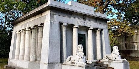 Preservation Detroit Woodlawn Cemetery Tour 2021 tickets