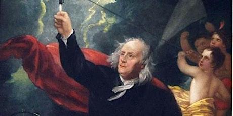 Inside Ben Franklin's World - A Conversation with Liz Covart tickets
