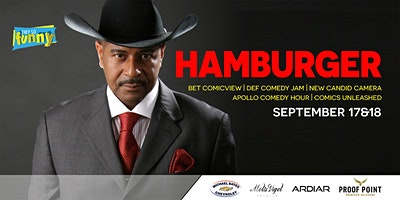 Hamburger | Saturday Sept. 18 @ 9:30 pm