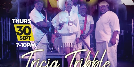A Night of Jazz and R&B with Tricia Tribble & Boss Move 2 tickets