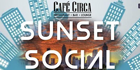 Sunset Social Rooftop HappyHour tickets