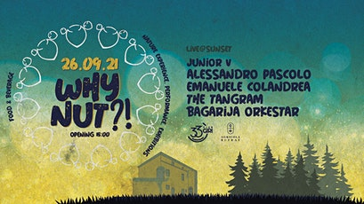 Why Nut?! Festival biglietti