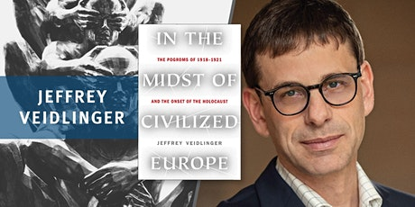 Book Talk: The Pogroms of 1918-1921 and the Onset of the Holocaust tickets