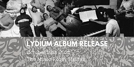 Lydium Album Release tickets