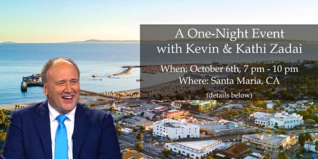 One Night Event in Santa Maria, CA tickets